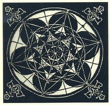 Venere Amore-sigillo di Giordano Bruno